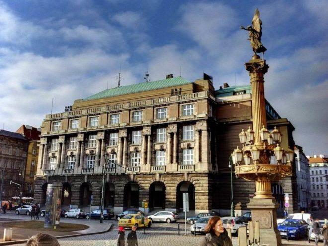 Карлов університет в Празі