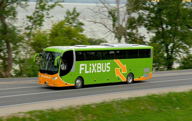 FlixBus автобусна компанія