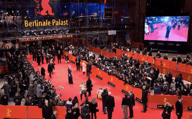 Червона доріжка на кінофестивалі