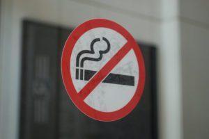 Заборона на куріння