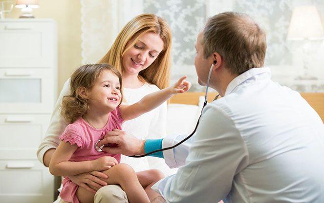 Діагностика дітей