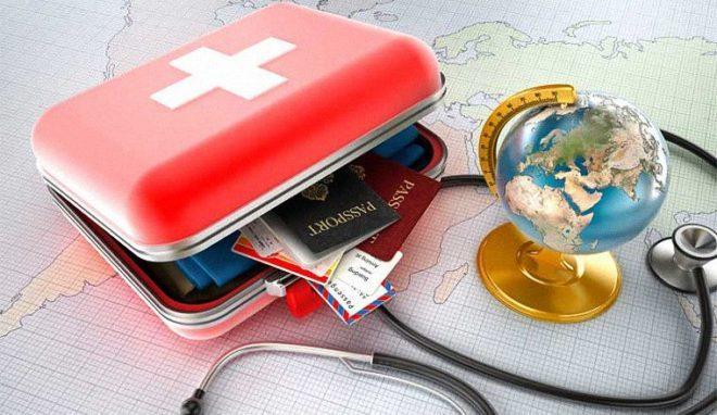 Оформлення медичної страховки в Білорусь