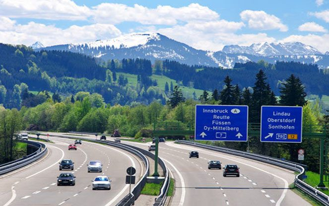 Правила дорожнього руху в Німеччині