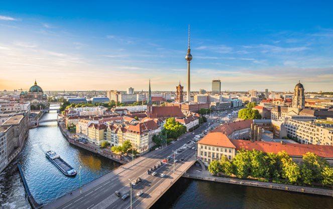 Відпочинок в Берліні
