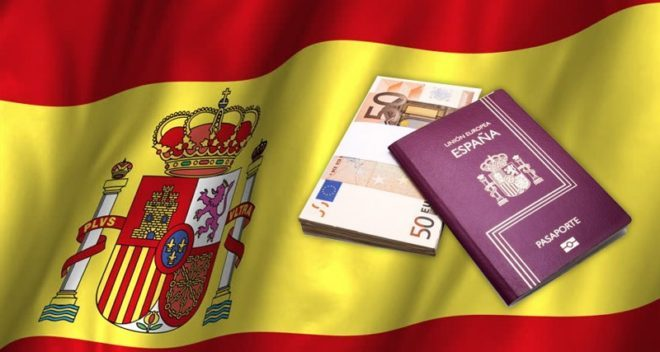ВНП в Іспанії без права на роботу