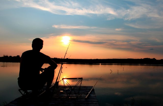 Місця для лову риб в Німеччині
