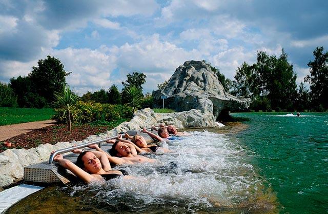 Кліматичні курортні центри Німеччини