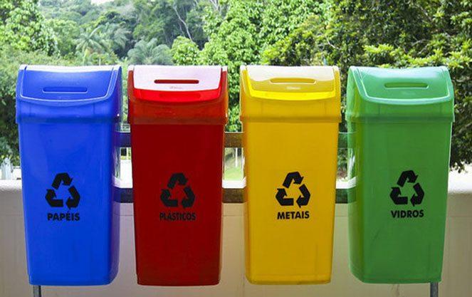 Сортування сміття в Німеччині