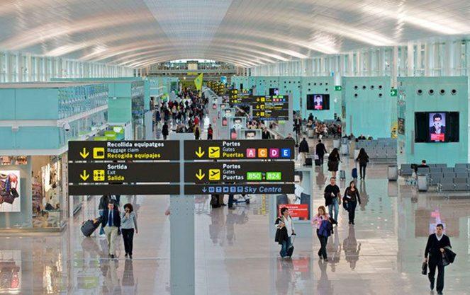Аеропорти Іспанії