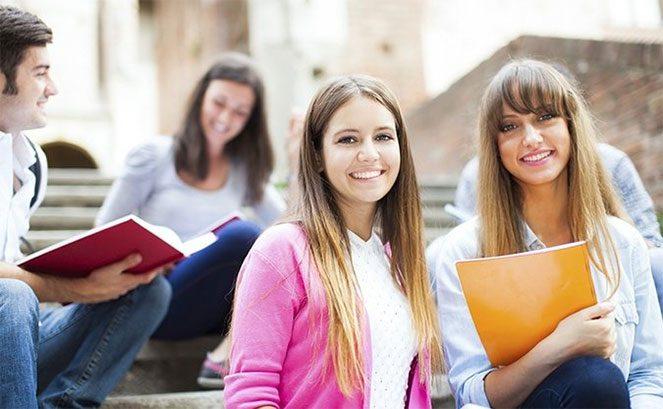 Студенти в Німеччині