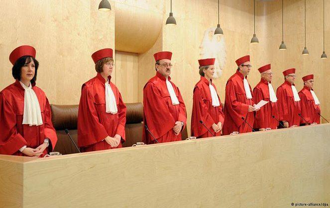 Структура судової системи ФРН