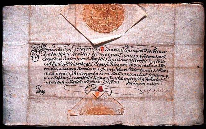 Указ імператора про заснування
