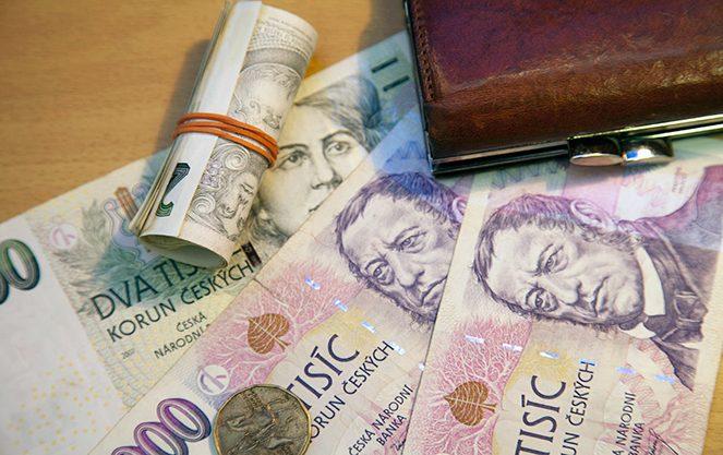 Валюта в Чехії