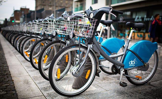 Велодоріжки та парковки в Німеччині