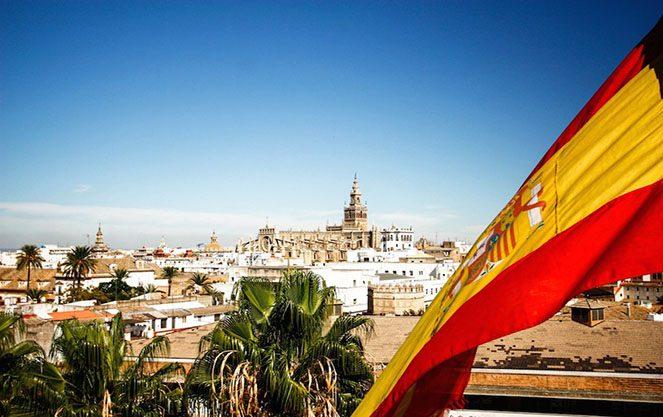 Внп в іспанії