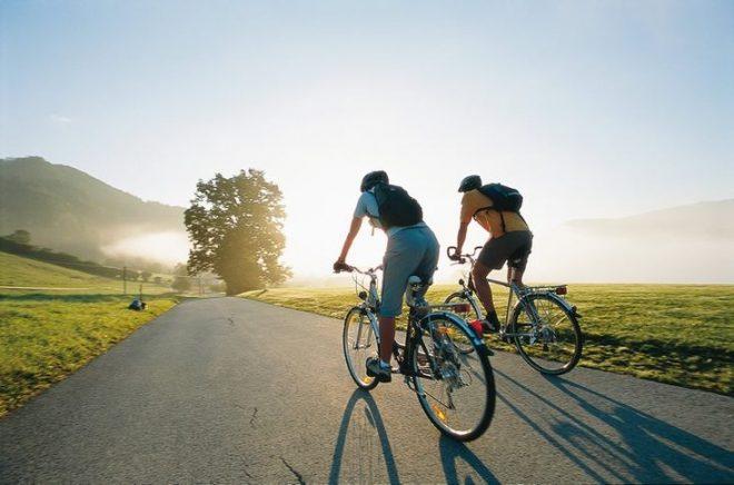 Німецькі велосипедисти