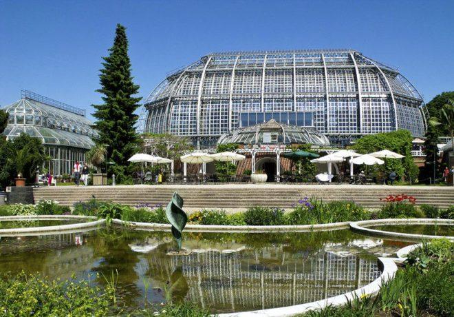 Історія ботанічного саду