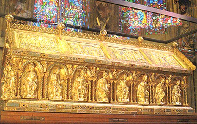 Могила імператора Карла Великого