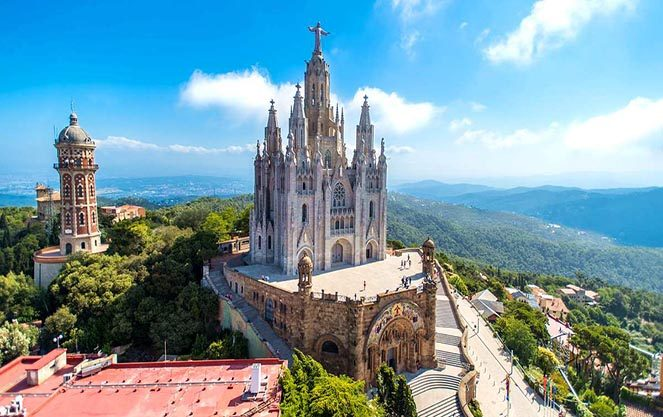 Архітектура Іспанії