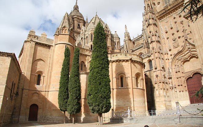 Романський стиль в архітектурі Іспанії