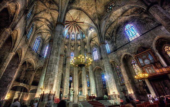 Готична напрямок в архітектурі Іспанії