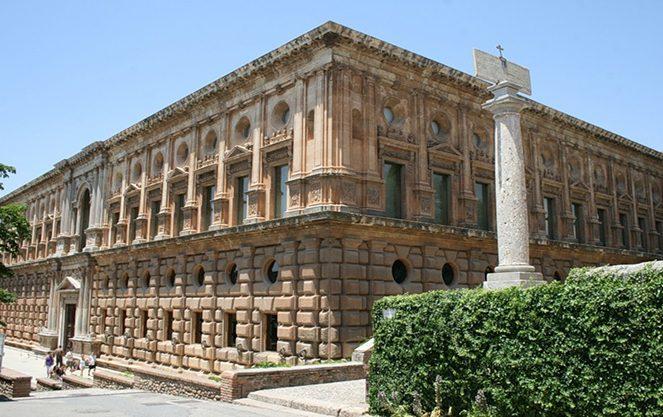 Ренесанс в архітектурі Іспанії