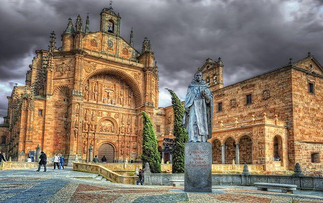 Стиль платереско в архітектурі Іспанії