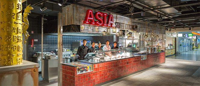 Ресторан Азія