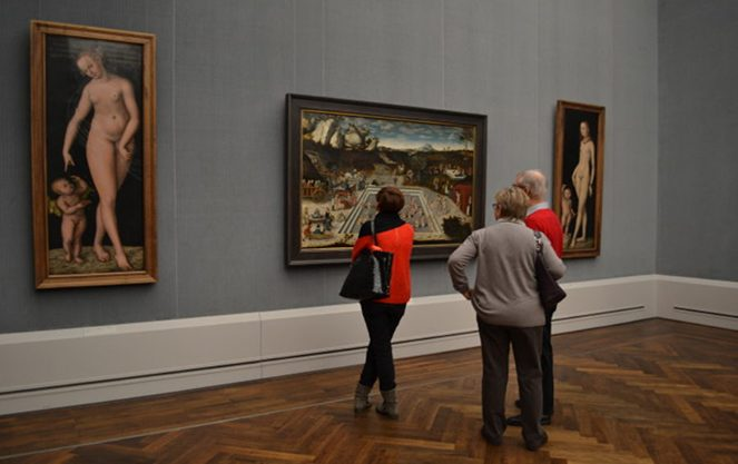 Твори мистецтва берлінської картинної галереї