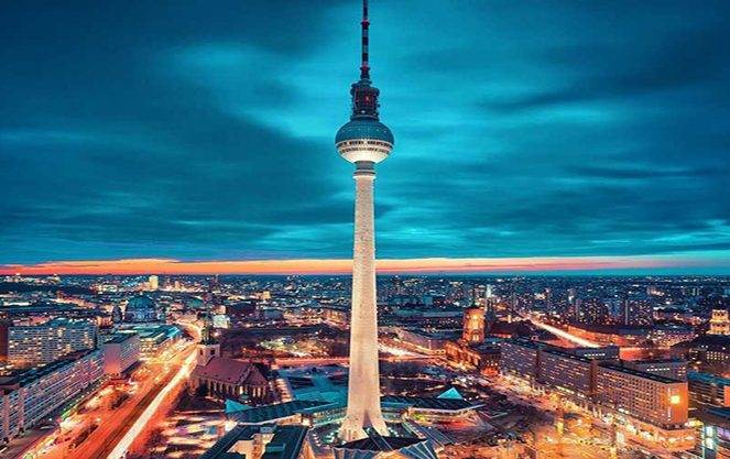 Берлінська телевежа