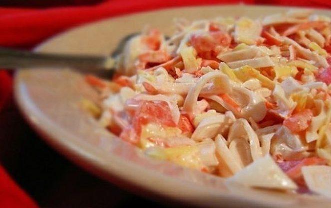 Рецепт берлінського салату
