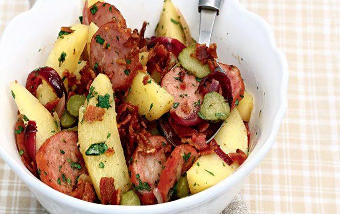 Відомі салати німецької кухні