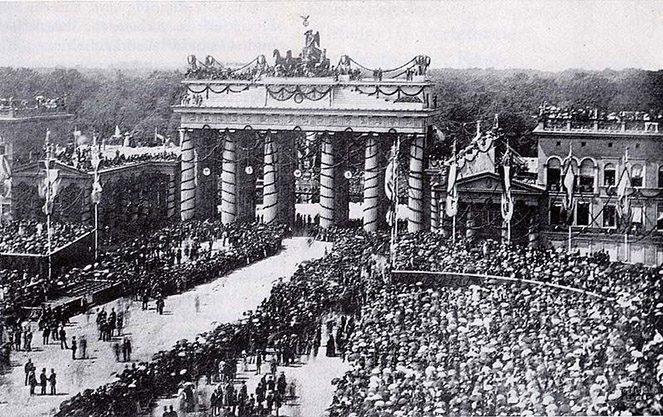 Історія бранденбурзьких воріт