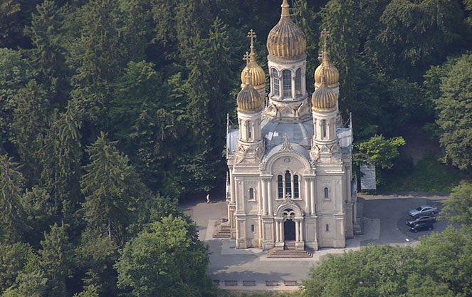 Церква Святої Єлизавети у Вісбадені