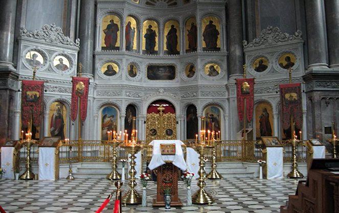 Оздоблення церкви Святої Єлизавети у Вісбадені