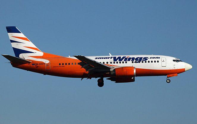 Чеська авіакомпанія смартвінгс правила перельоту