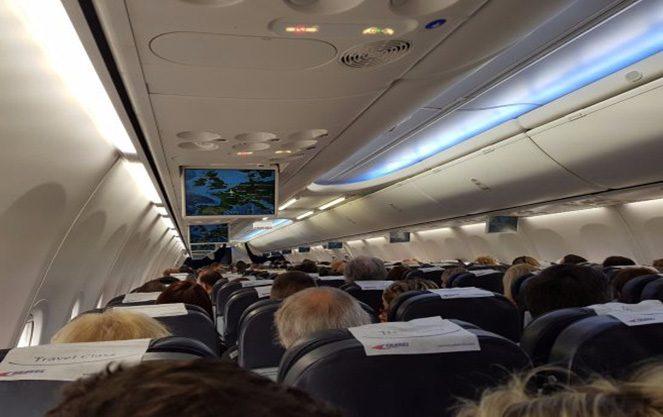 Чеська авіакомпанія смартвінгс авіапарк