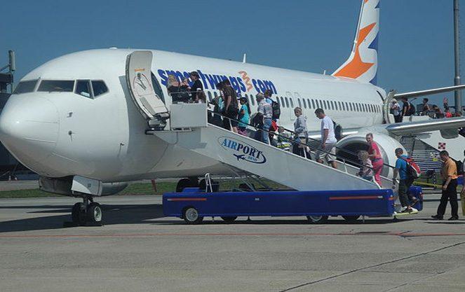 Чеська авіакомпанія смартвінгс посадка пасажирів