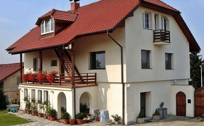 Будинки в чеському стилі