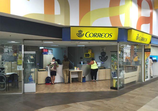 Поштова служба Correos