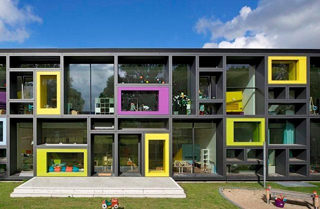 Дитячі садки в Німеччині