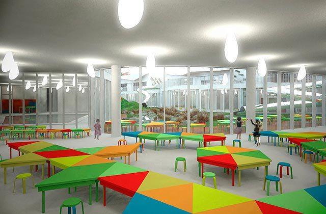 Види дитячих садків в Німеччині