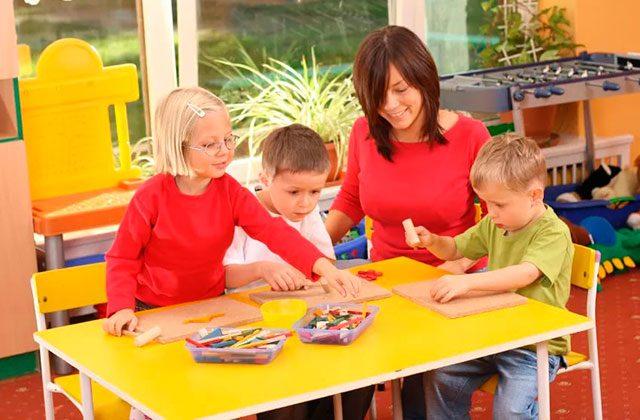 Система виховання в садках Німеччини
