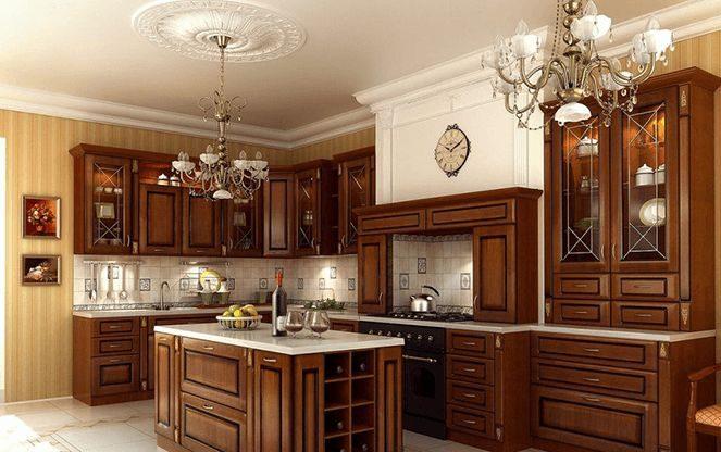 Кухня в стилі чеському
