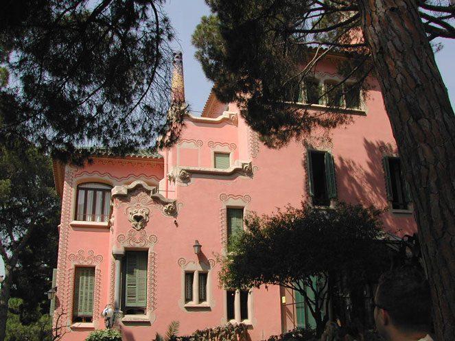 Будинок-музей Гауді в Барселоні