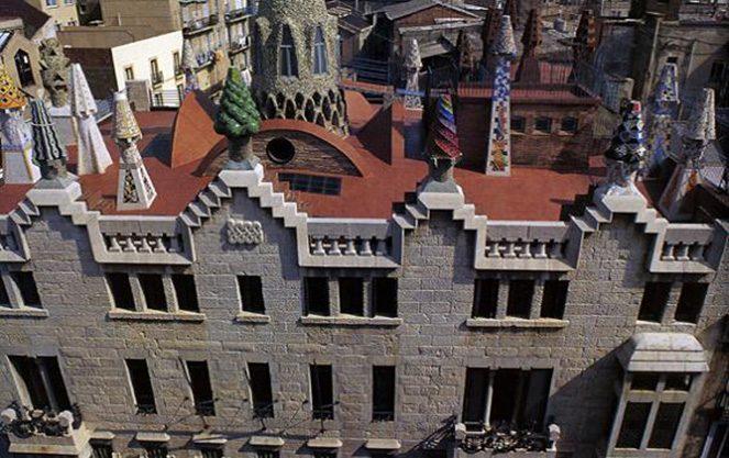 Палац архітектора Гауді