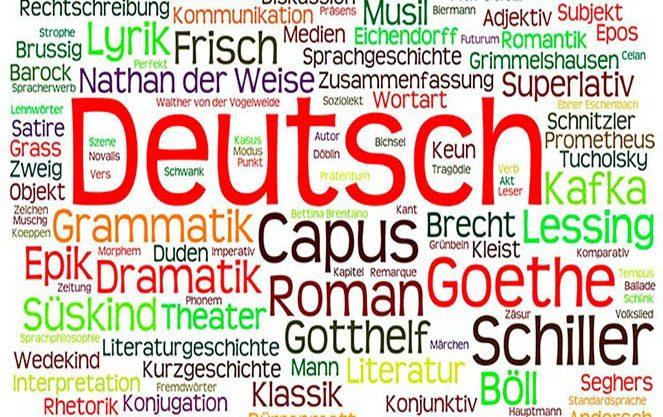 Якою мовою говорять у Німеччині