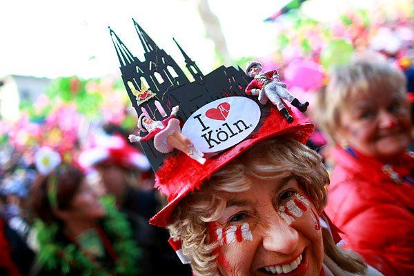 Як потрапити на Кельнський карнавал