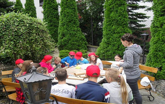 Мовні дитячі табори в Чехії