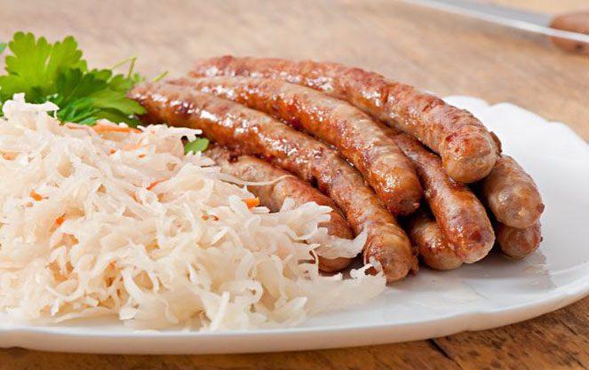 Капуста в німецької кулінарії